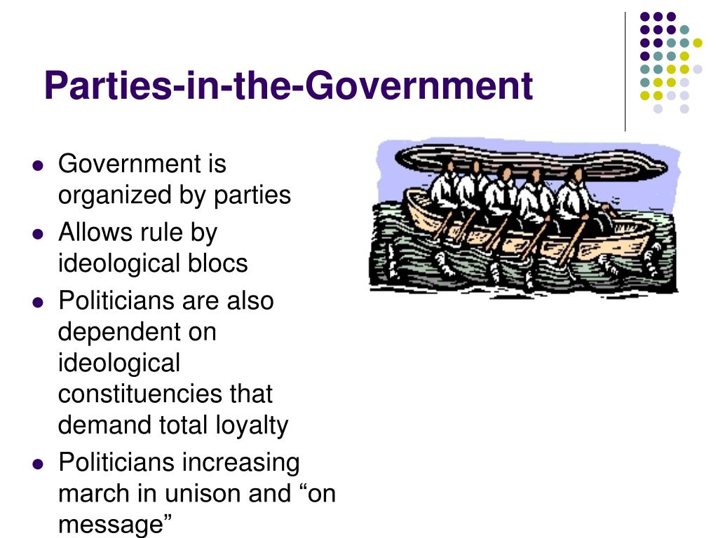 Parties-in-the-Government