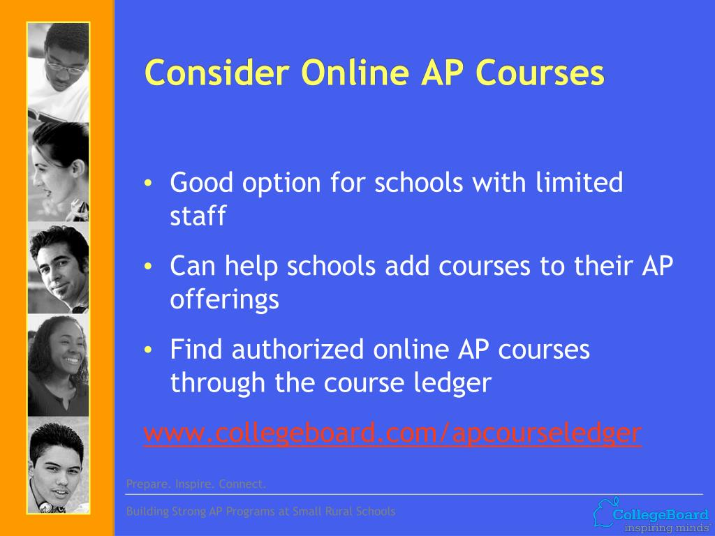 Consider Online