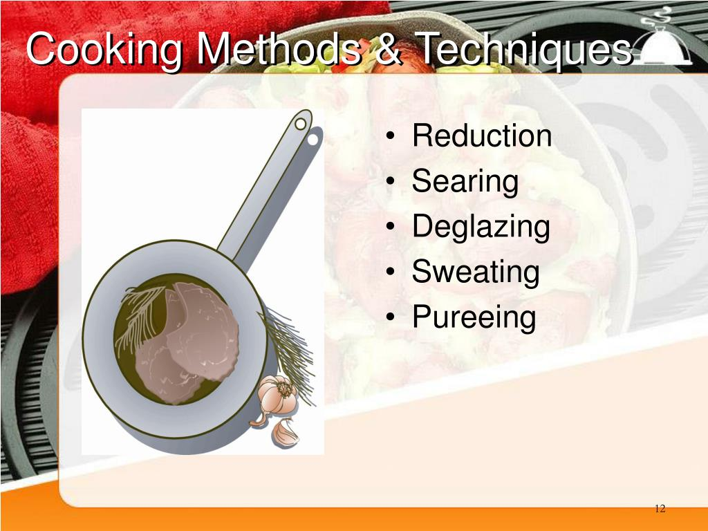 Cooking Methods & Techniques