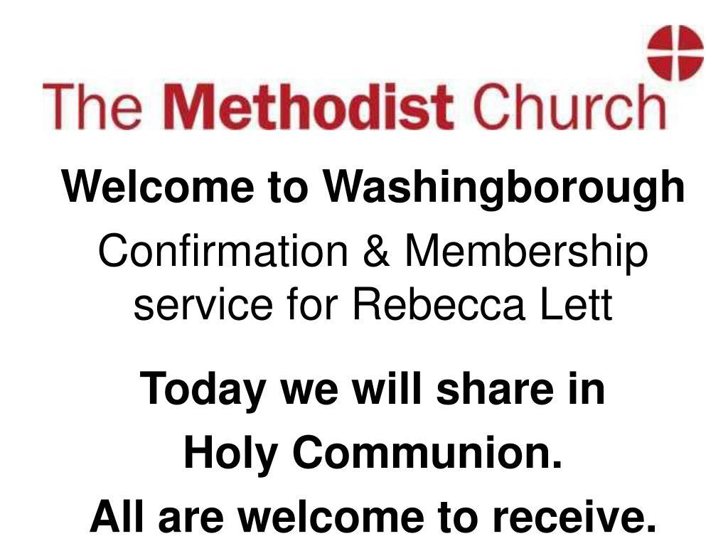 Welcome to Washingborough