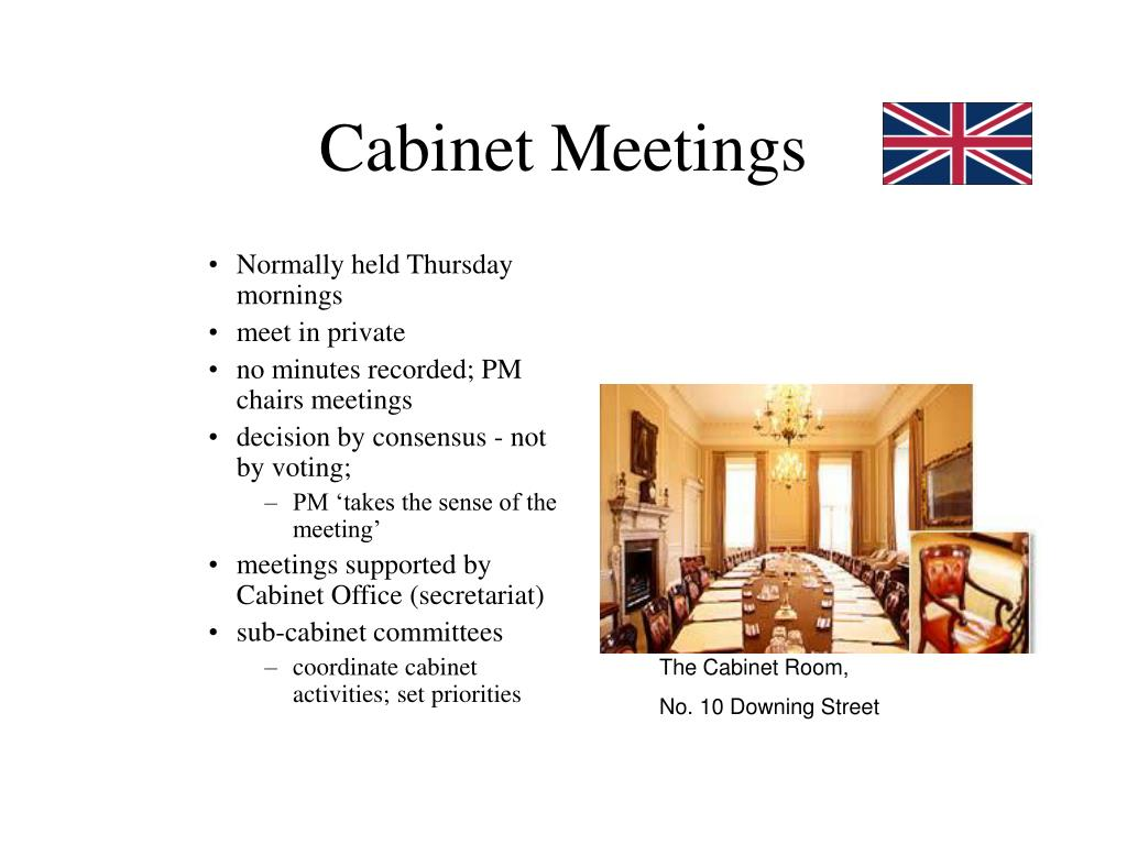 Cabinet Meetings