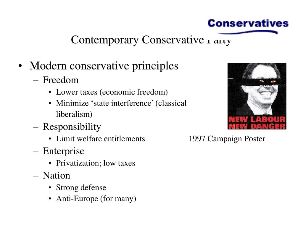Contemporary Conservative Party