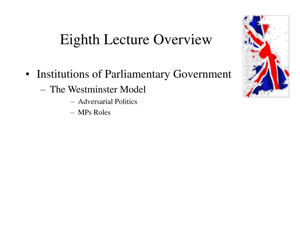 Eighth Lecture Overview