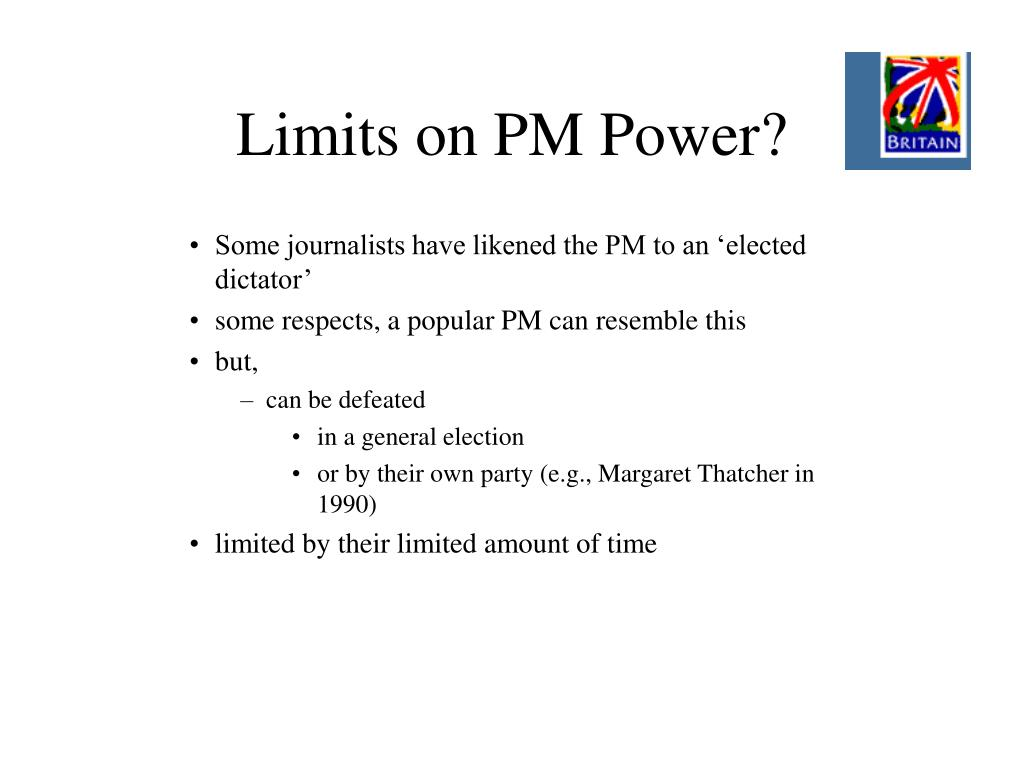 Limits on PM Power?