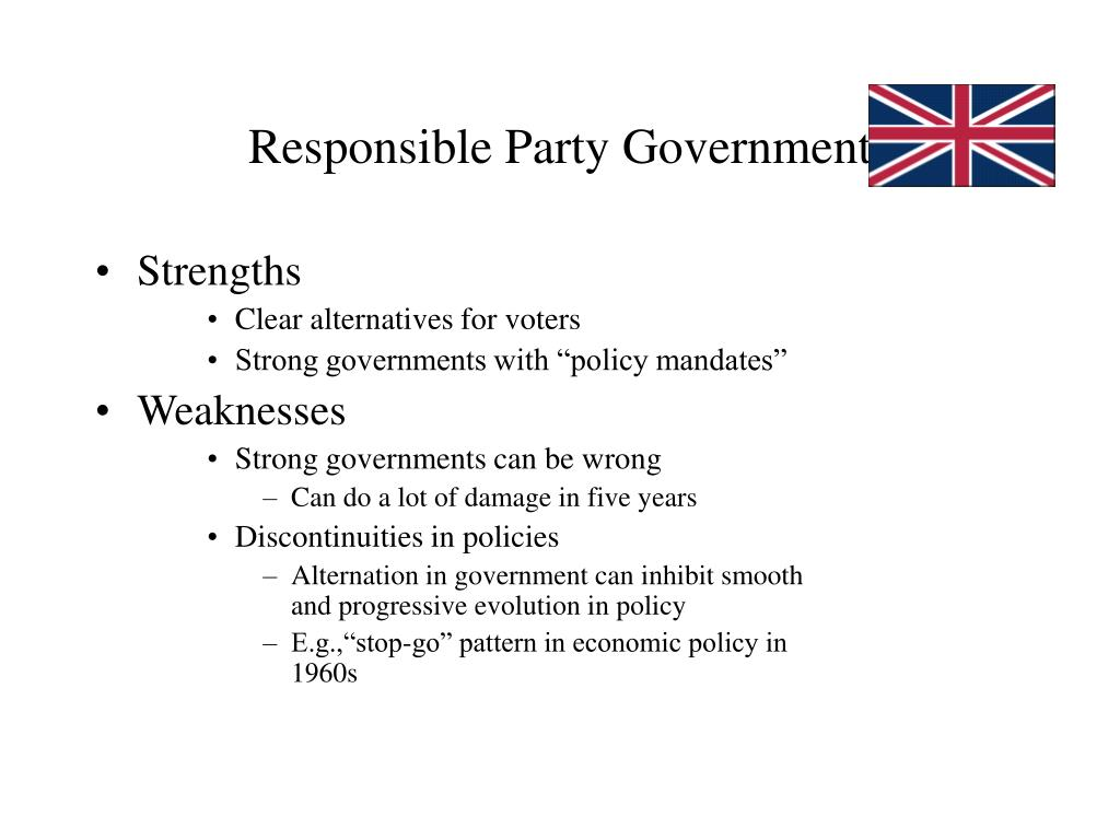 Responsible Party Government