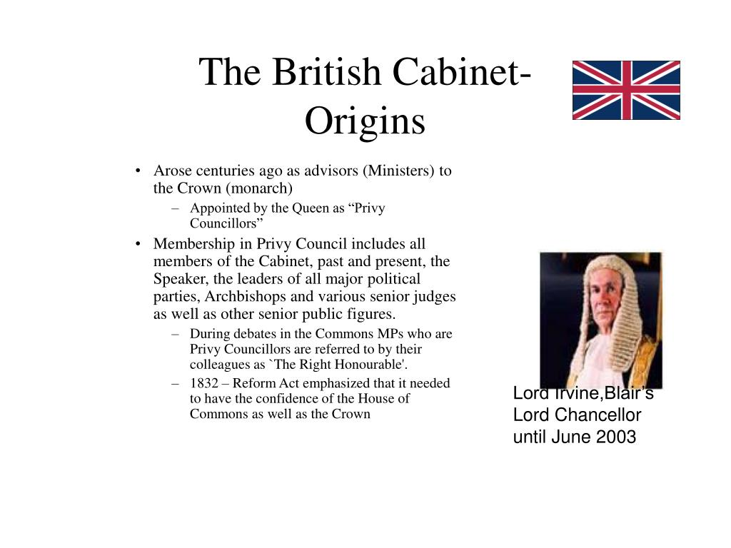The British Cabinet-