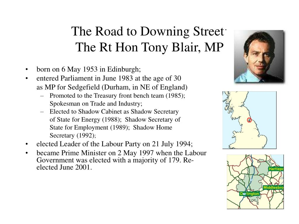 The Road to Downing Street: