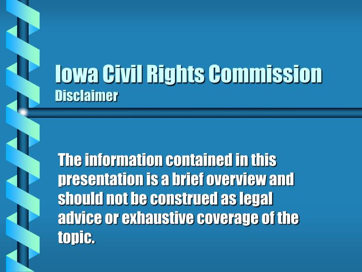 Iowa civil rights commission disclaimer l.jpg