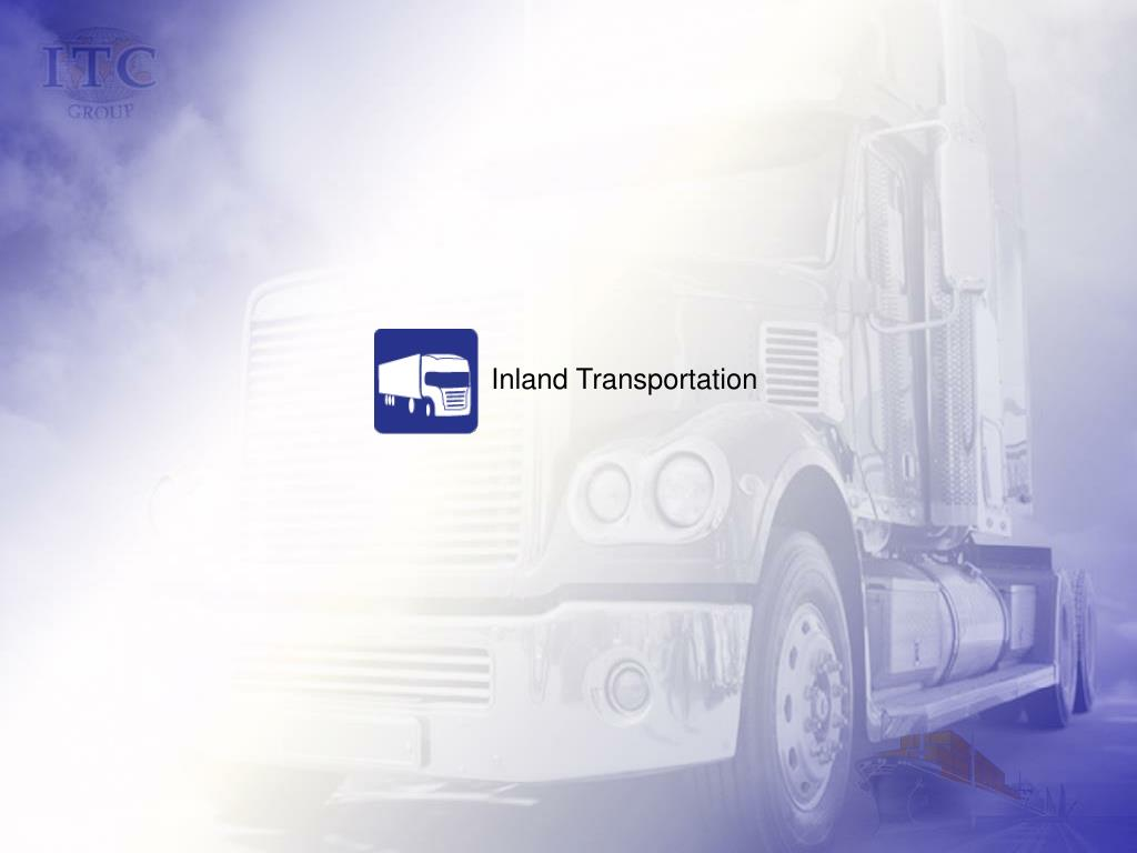 Inland Transportation