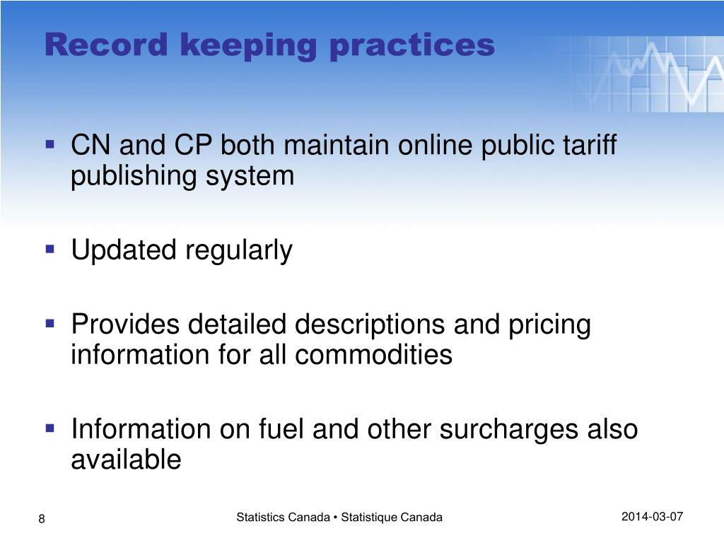 CN and CP both maintain online public tariff publishing system
