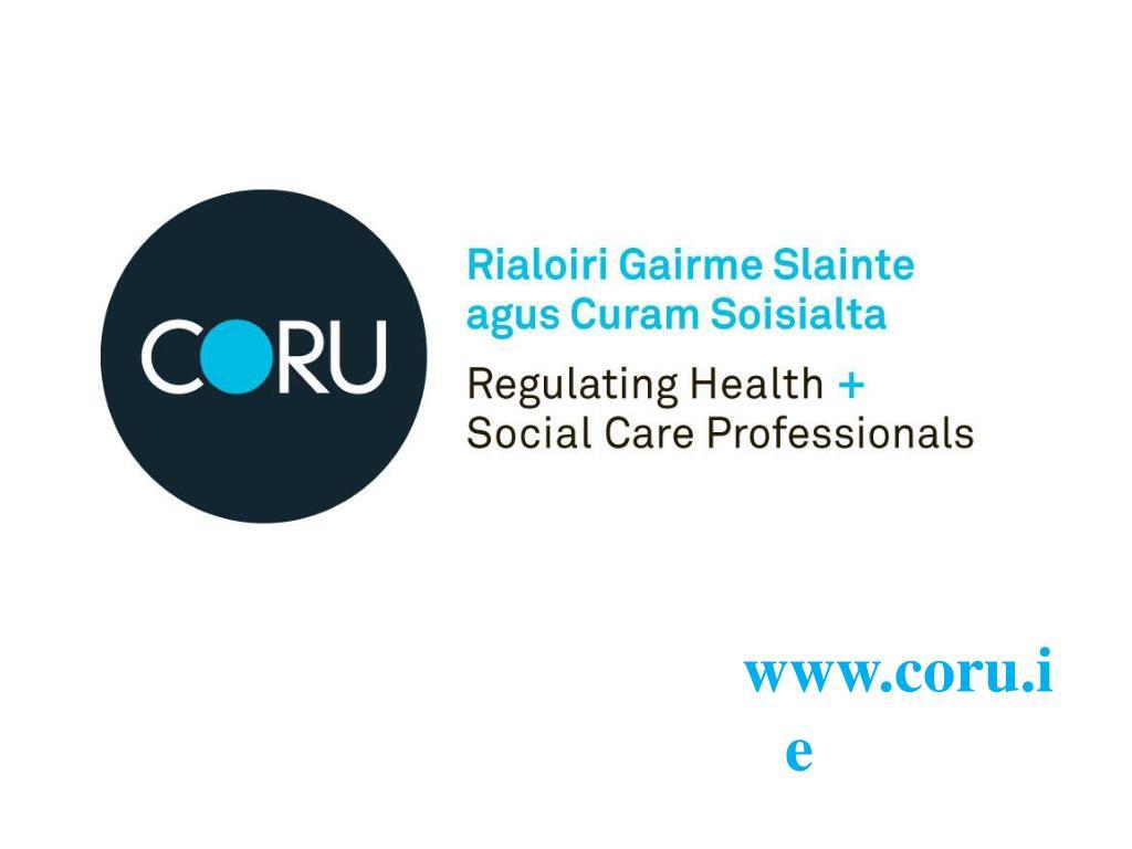 www.coru.ie