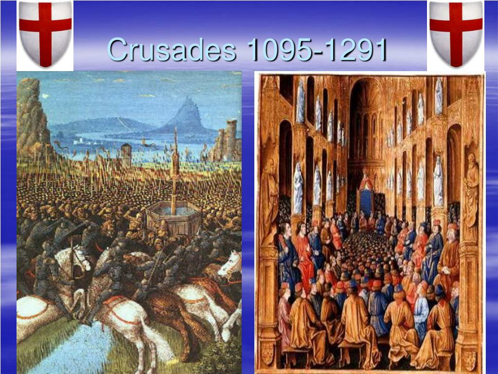 an introduction to the history of crusades Across the centuries  groups at different points throughout history,  or use the internet to research the crusades to learn the effects of these.