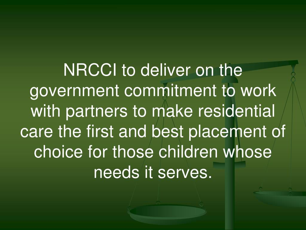 N.R.C.C.I
