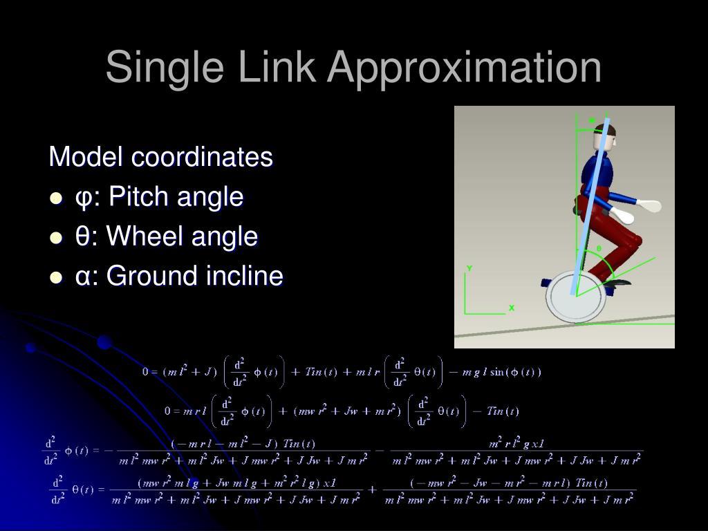 Model coordinates