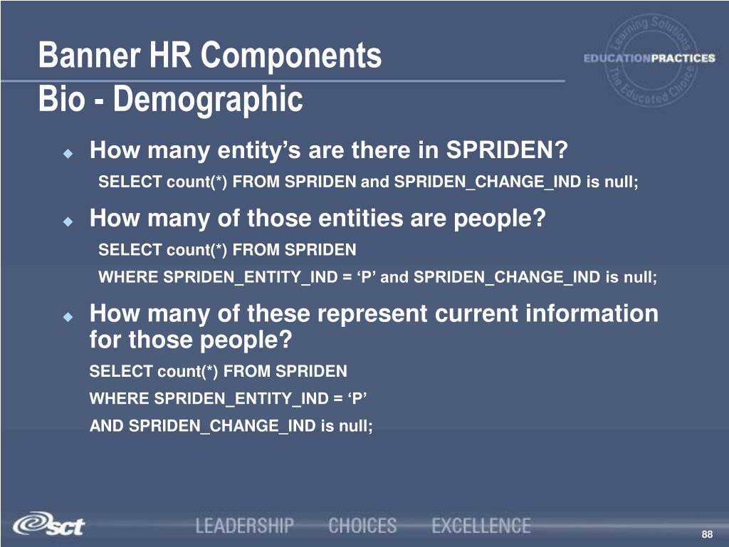 Banner HR Components