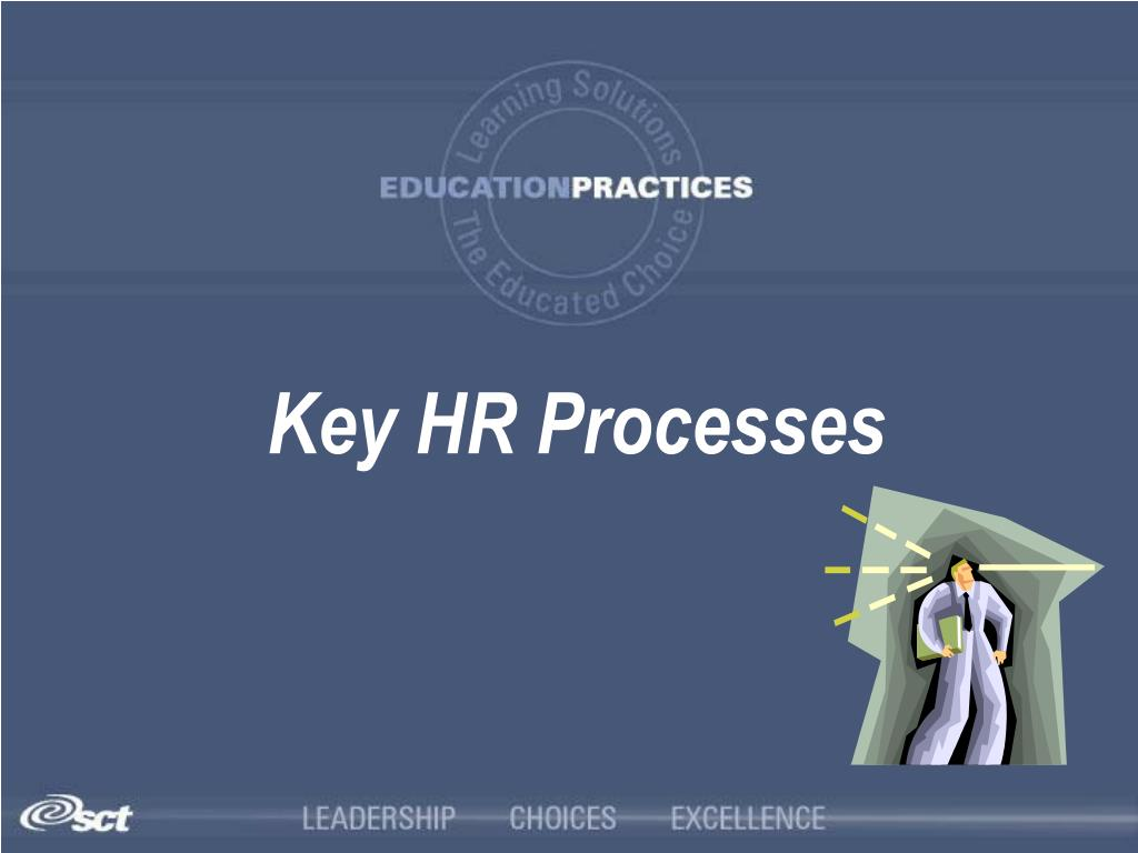 Key HR Processes