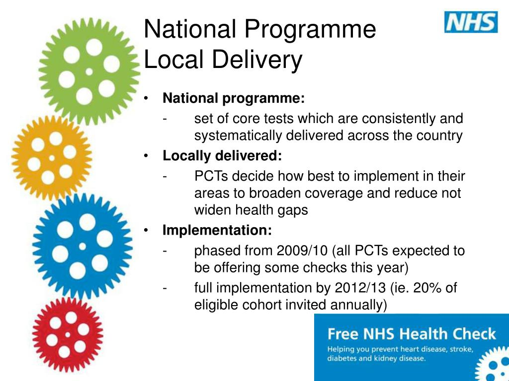 National Programme