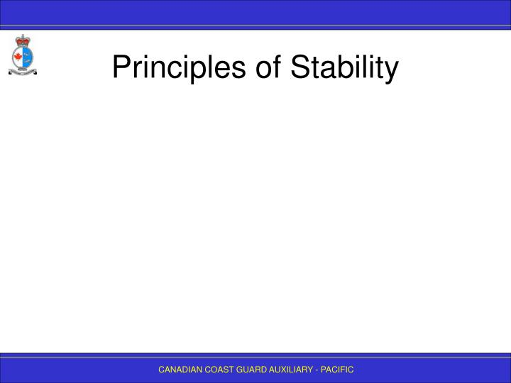 Principles of stability l.jpg