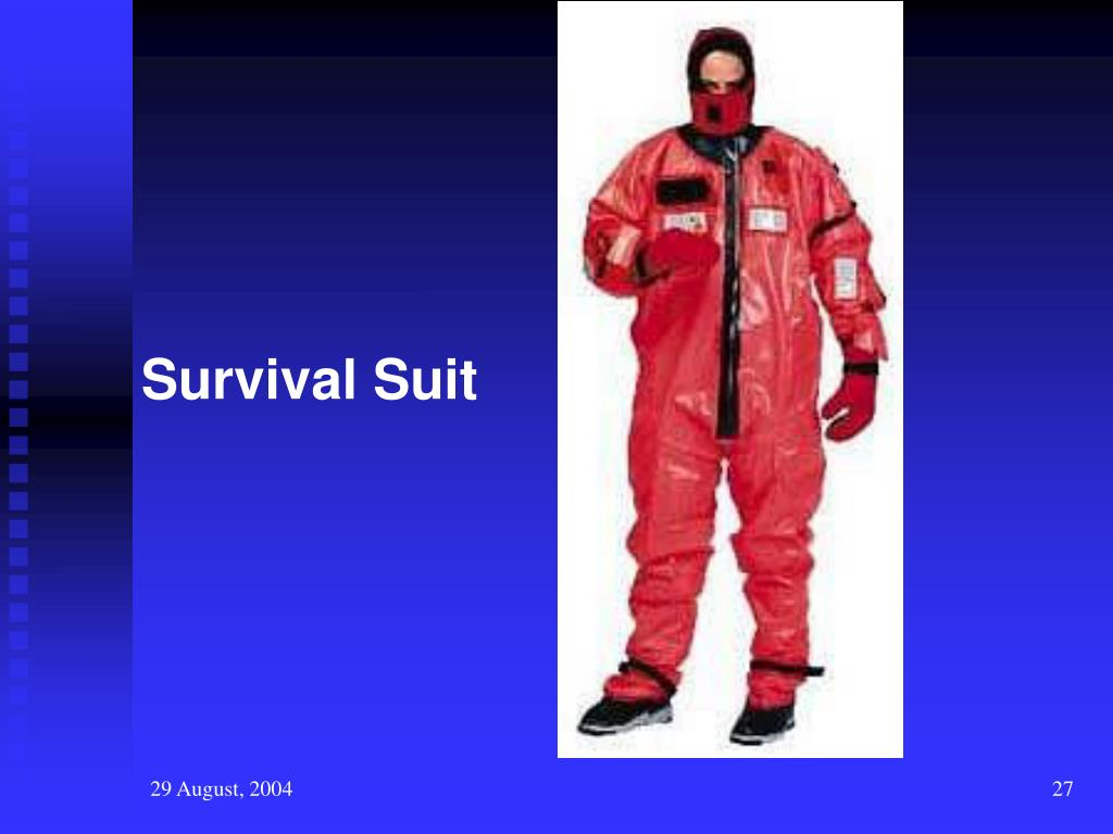 Survival Suit