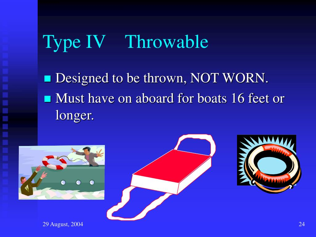 Type IV    Throwable