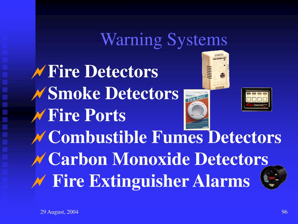 Warning Systems