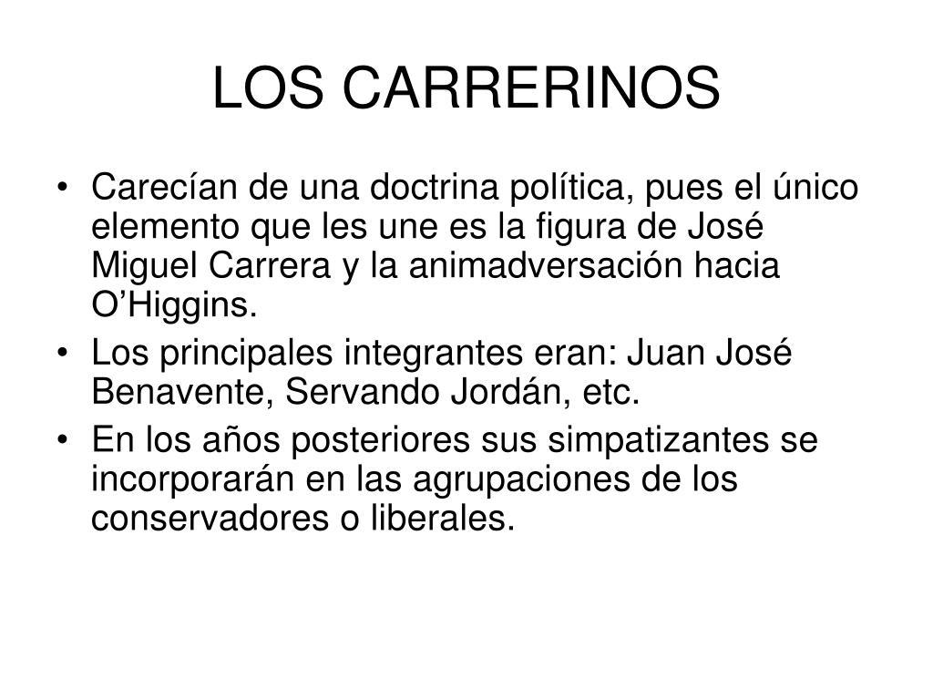 LOS CARRERINOS
