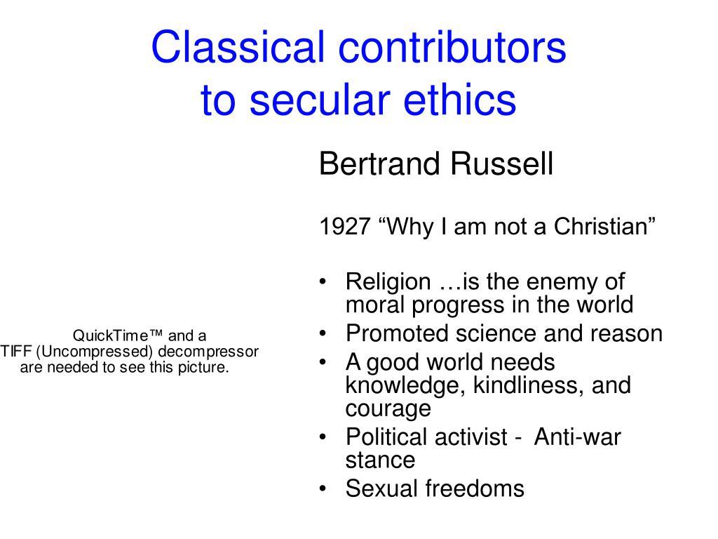 Classical contributors