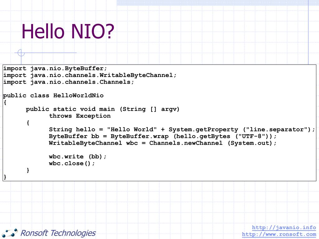 Hello NIO?