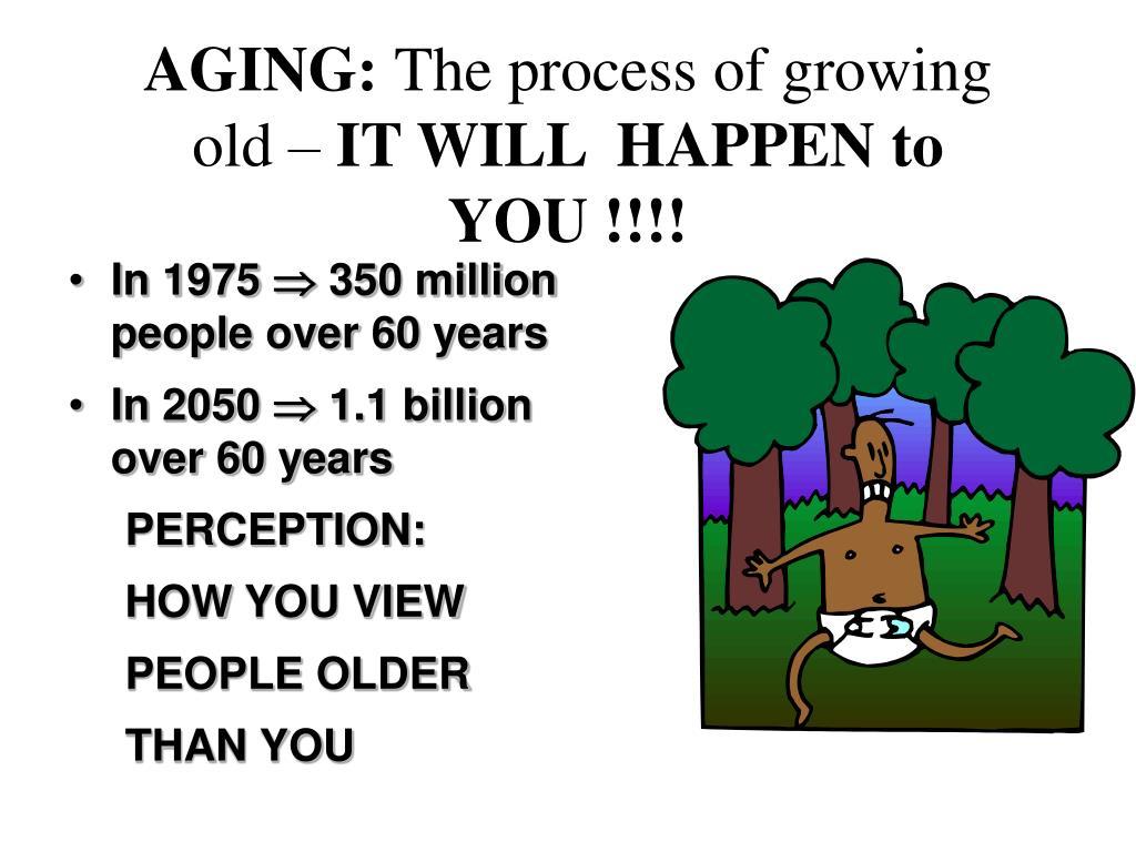 AGING: