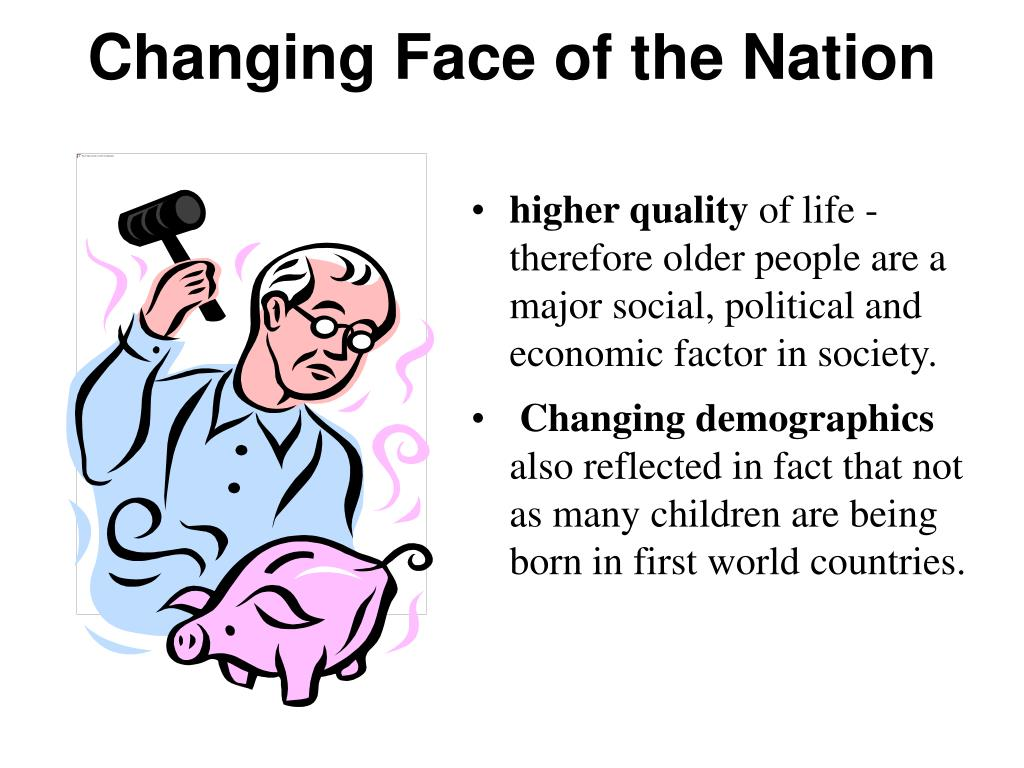 Changing Face of the Nation