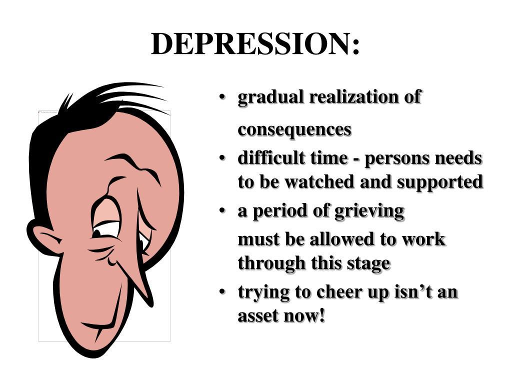 DEPRESSION: