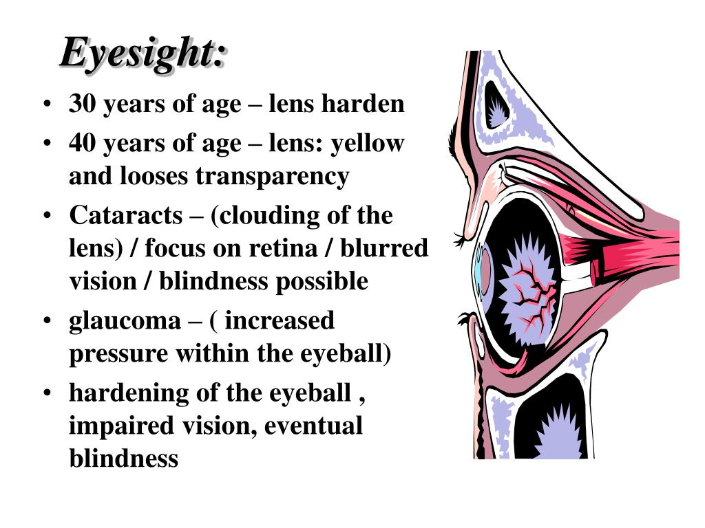 Eyesight: