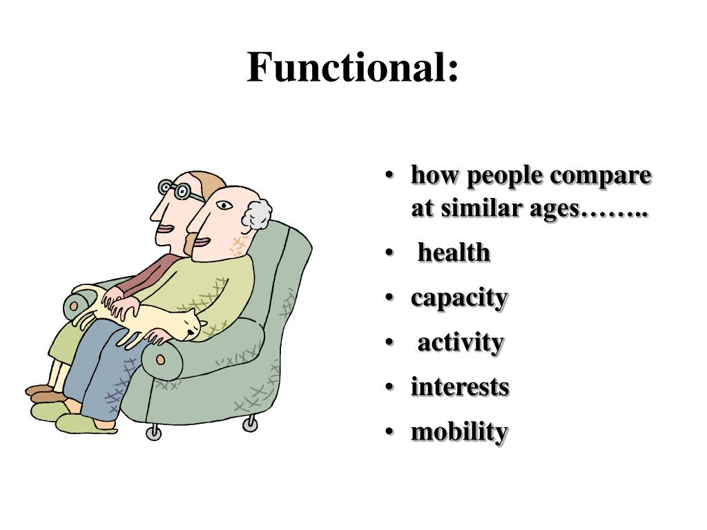 Functional: