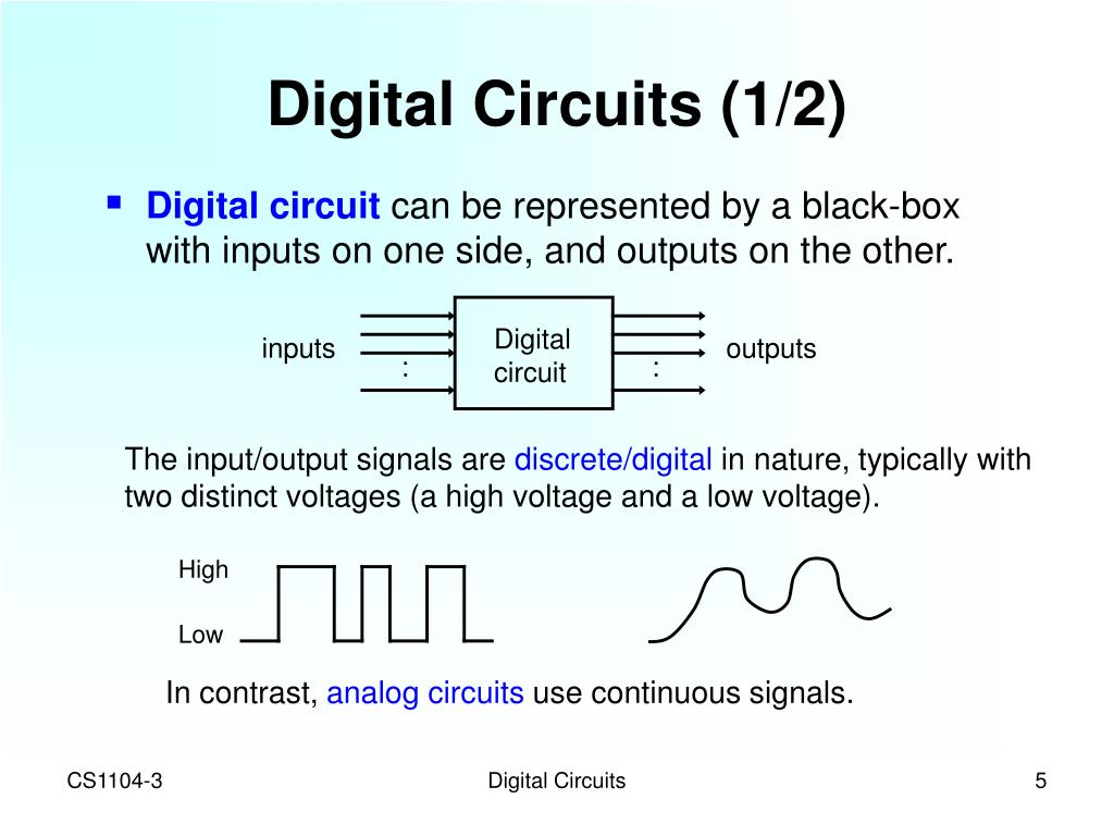 Digital circuit