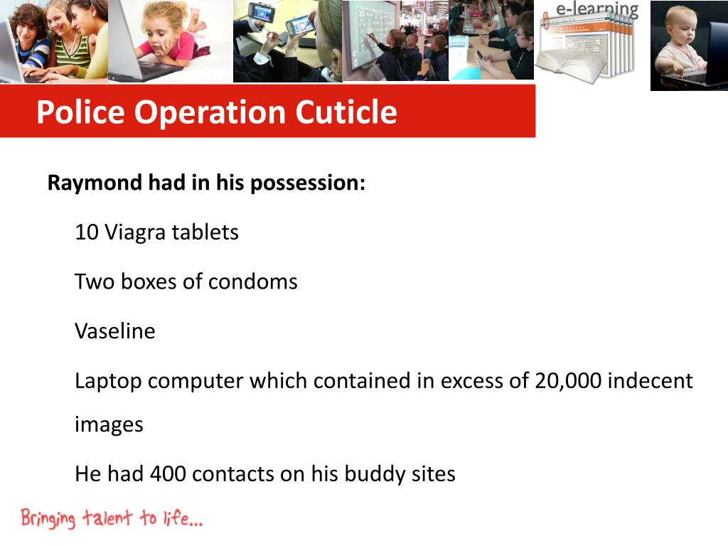 Police Operation Cuticle