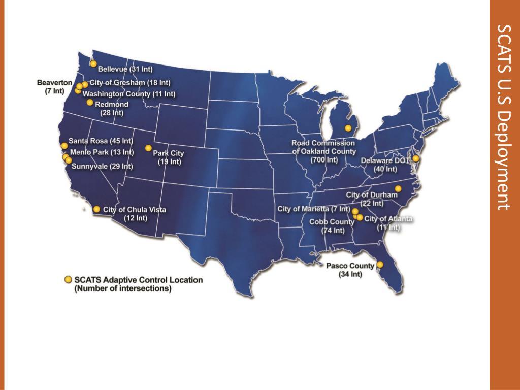 SCATS U.S Deployment