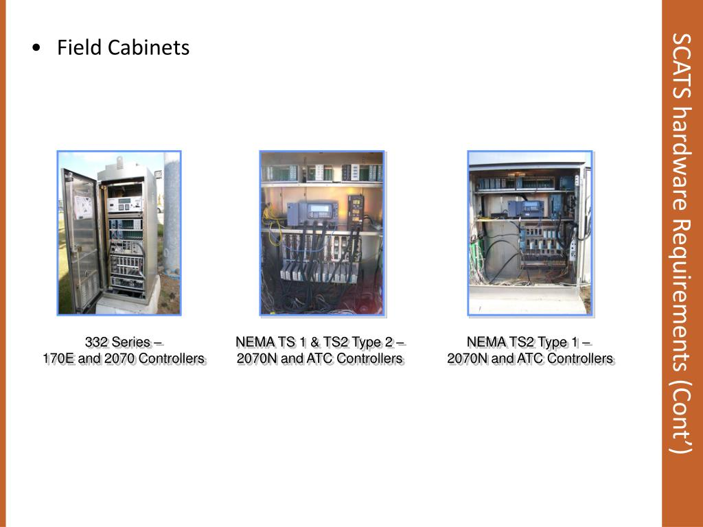 Field Cabinets