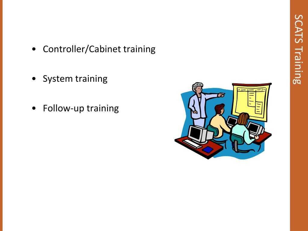 Controller/Cabinet training