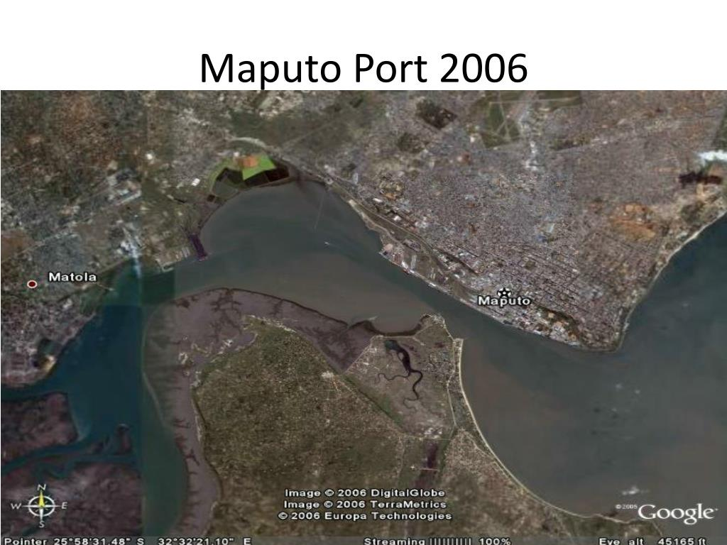 Maputo Port 2006