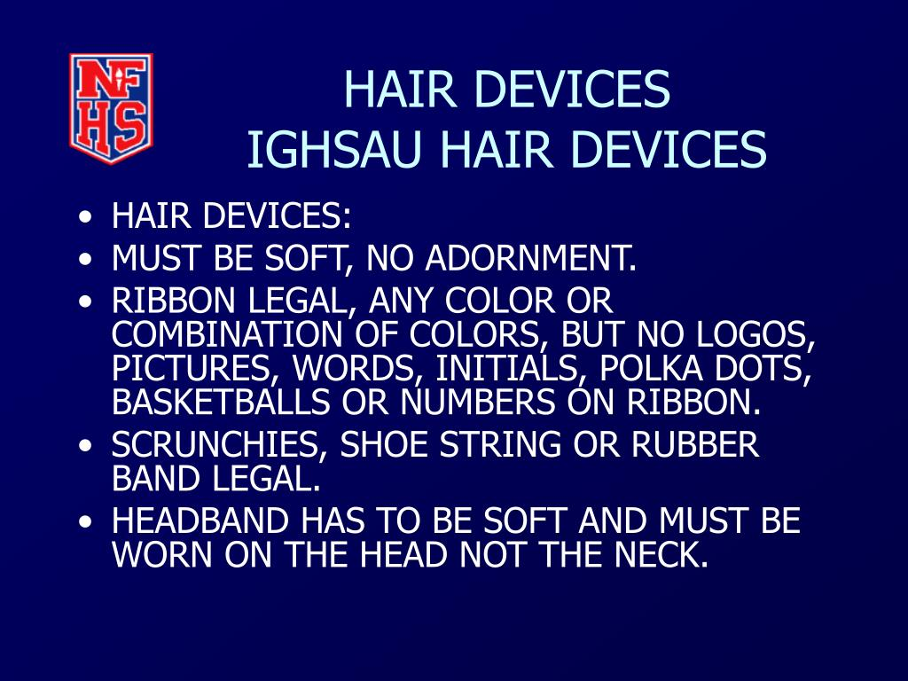 HAIR DEVICES