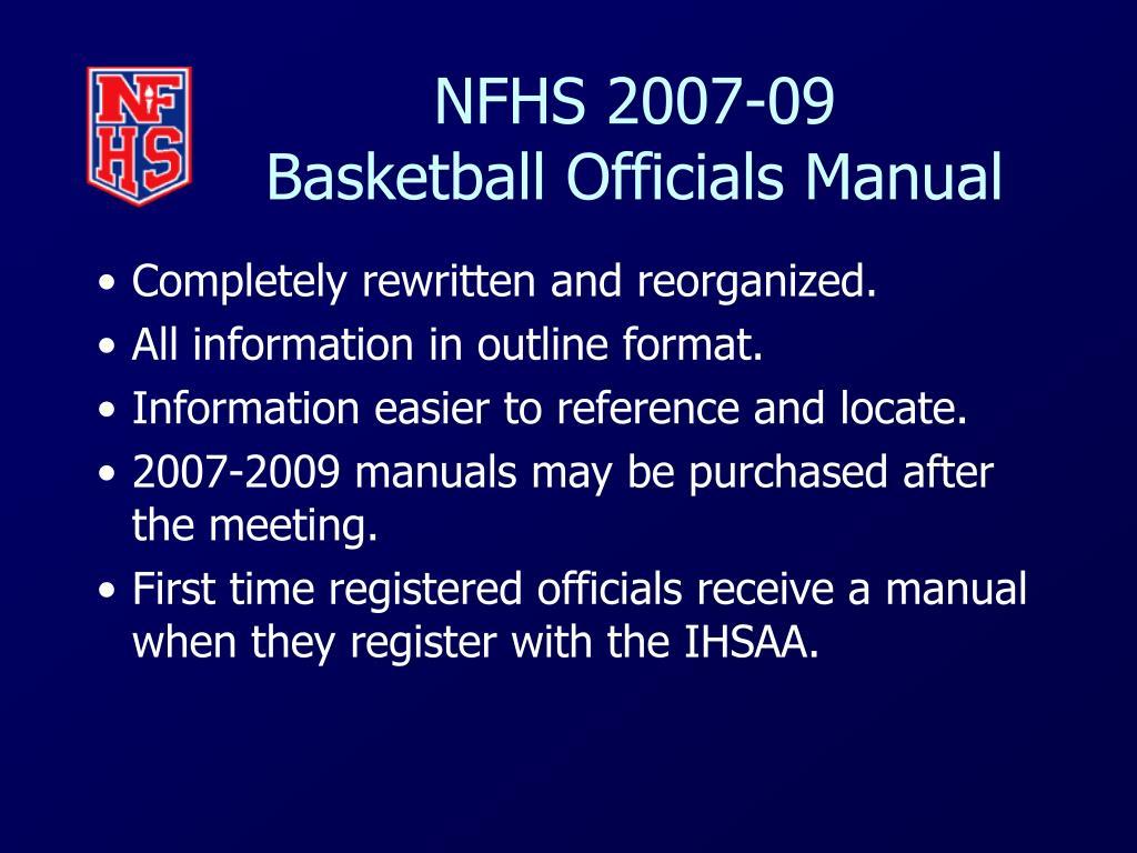 NFHS 2007-09