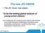 the new jci vision