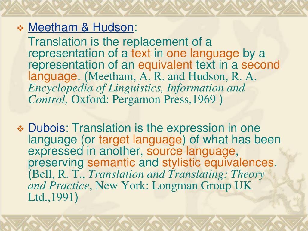 Meetham & Hudson