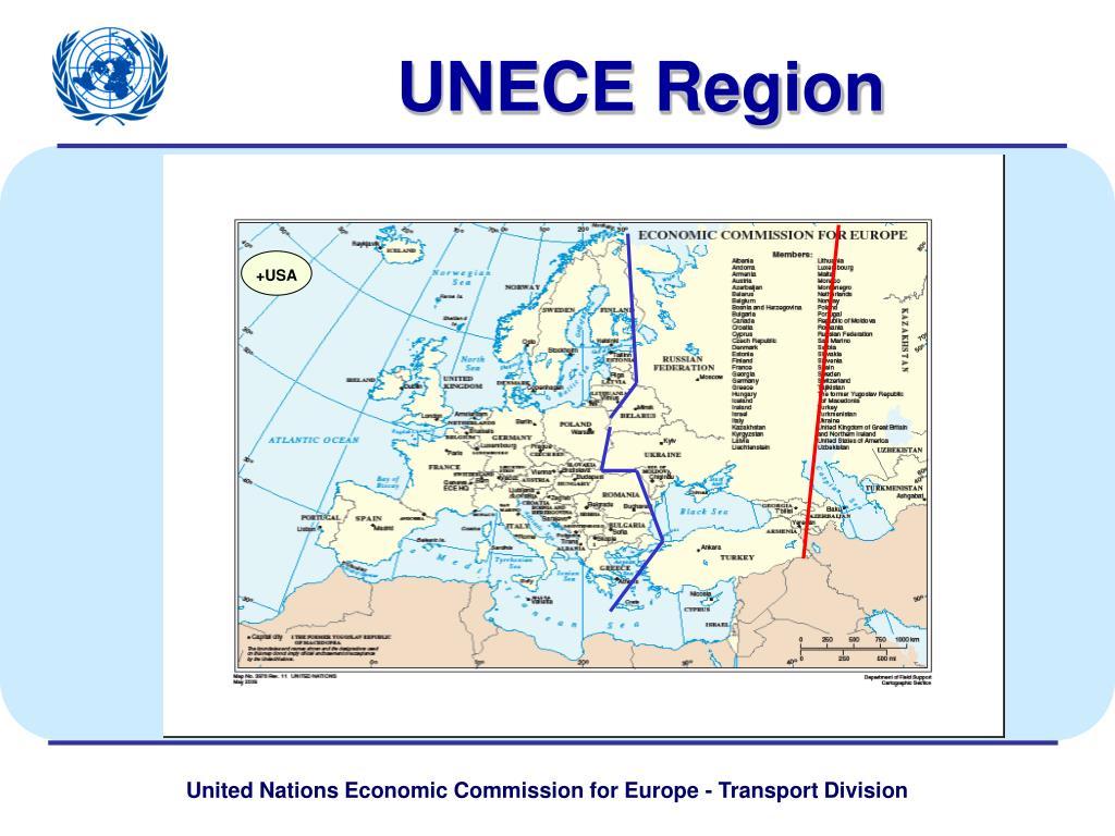 UNECE Region