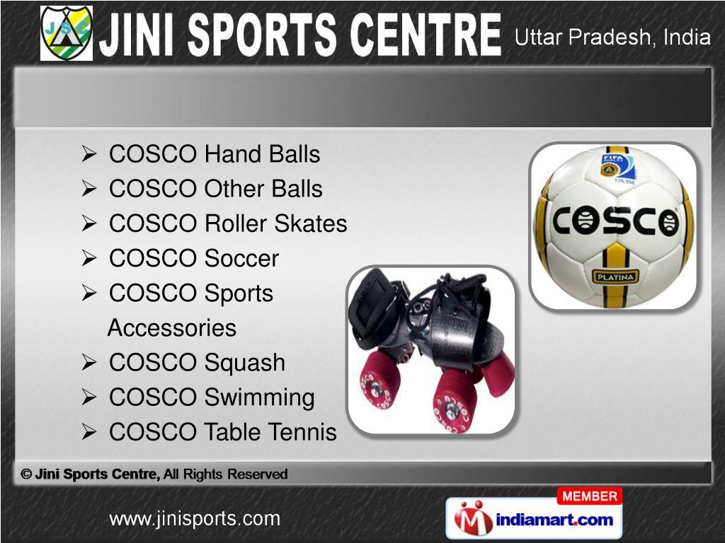 COSCO Hand Balls