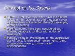 concept of jus cogens