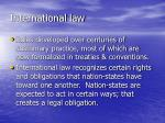 international law13