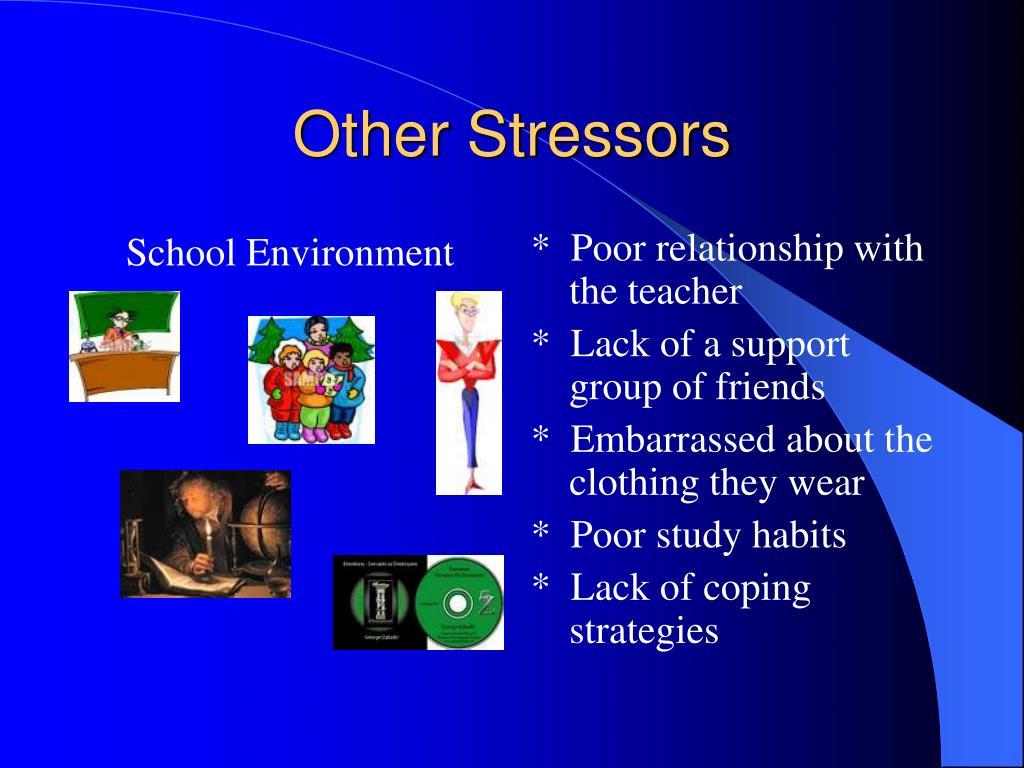 Other Stressors