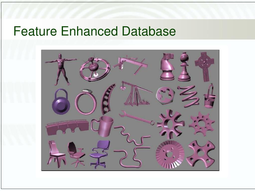 Feature Enhanced Database