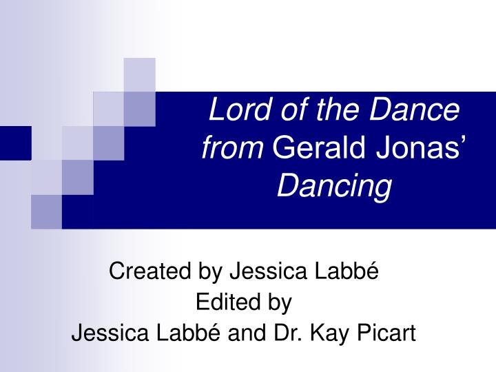 Lord of the dance from gerald jonas dancing l.jpg